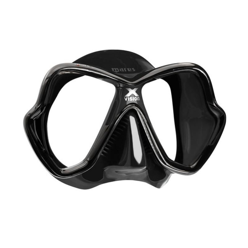 Máscara de Mergulho Mares X-Vision Mergulho Scuba