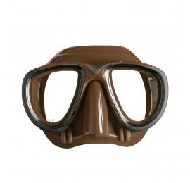 Máscara de Mergulho Mares Tana - Marrom Mergulho Livre