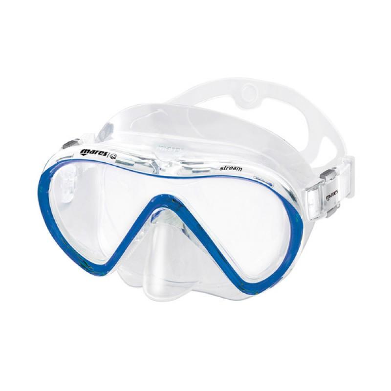 Máscara de Mergulho Mares Stream Snorkeling