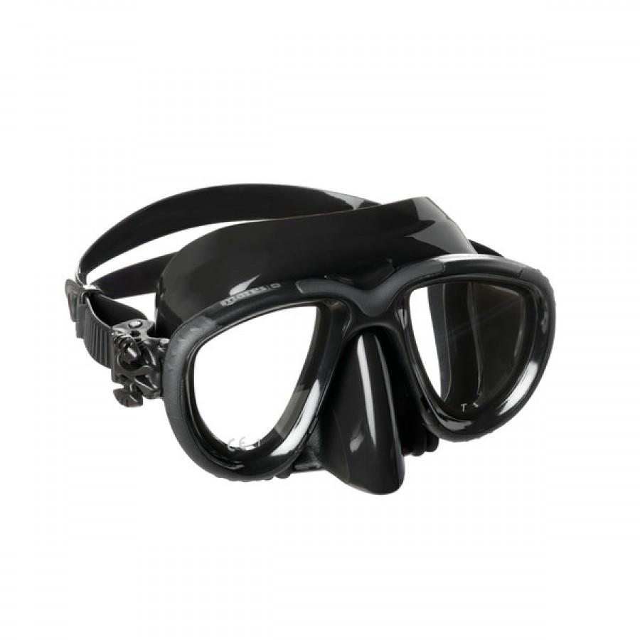 Máscara de Mergulho Mares Tana - Preta Mergulho Livre