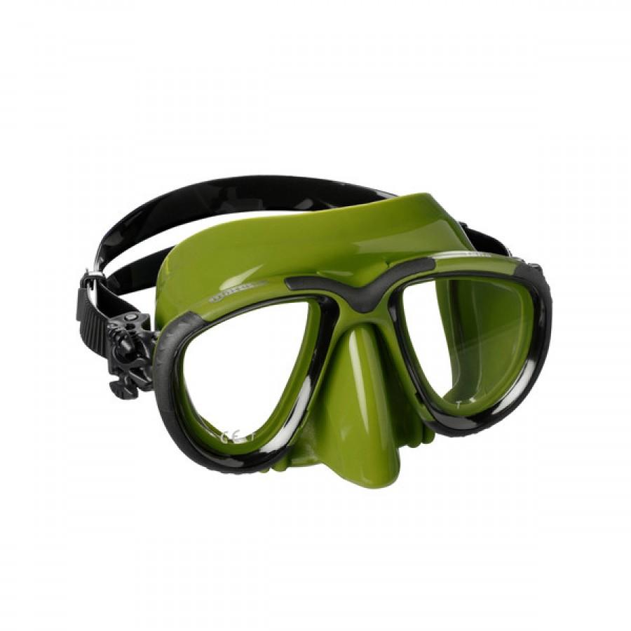 Máscara de Mergulho Mares Tana - Verde Mergulho Livre